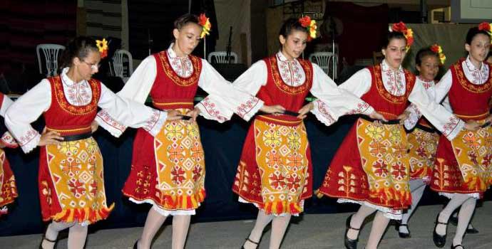 Διεθνές Φεστιβάλ Παραδοσιακών Χορών, με Κίνα, Αίγυπτο, Αφρική