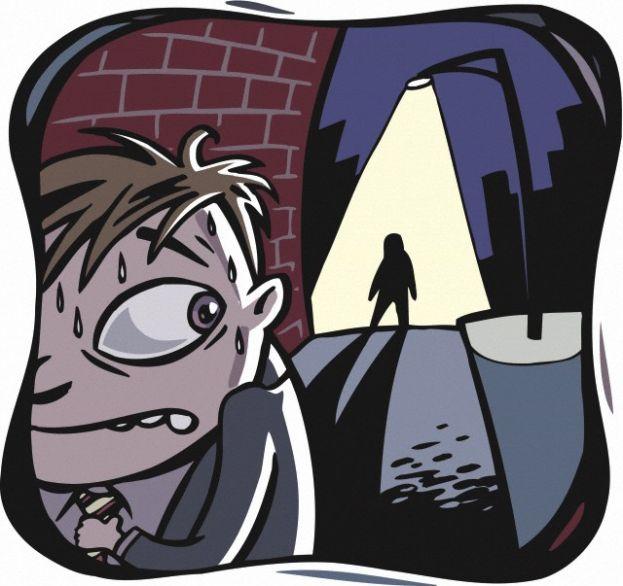 Οι συχνότερες φοβίες μας