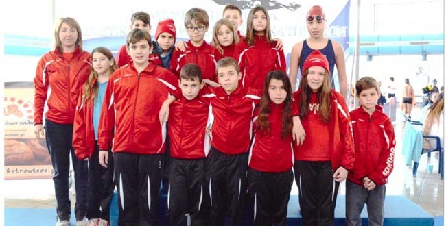 Επιτυχίες για τους αθλητές του Ευβοϊκού Γ.Α.Σ στα «ΝΙΚΗΤΗΡΙΑ 2016»