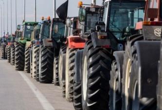 Κινητοποιήσεις αγροτών και στην Χαλκίδα