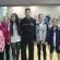 Ο Ευβοϊκός Γ.Α.Σ έδωσε το παρόν με 5 αθλητές στην Ημερίδα Στίβου στο ΣΕΦ