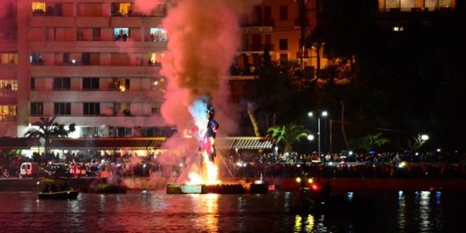 Φωτογραφίες από το Θαλασσινό Καρναβάλι της Χαλκίδας