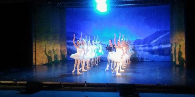 Η Λίμνη των Κύκνων από το Russian Ballet Theater στη Χαλκίδα [Photo Story]