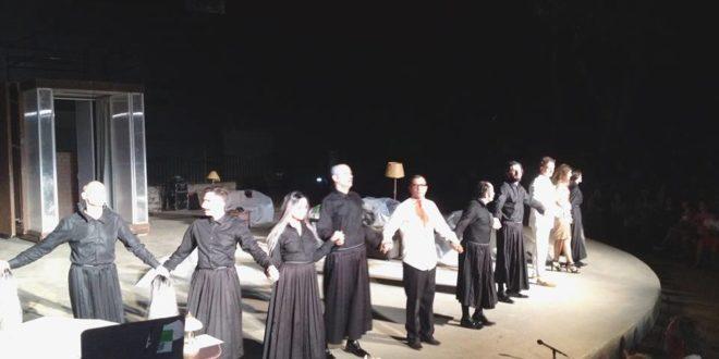 Το halkida.gr στην παράσταση »Ορέστεια» του Αισχύλου
