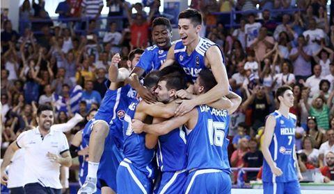 FIBA U20 European Championship 2016 Division B: Νίκη της Ελλάδας στο μικρό τελικό!
