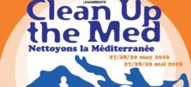"""Περιβαλλοντική δράση """"Clean up the Med"""""""