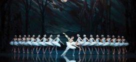 Η Λίμνη των Κύκνων από το Russian Ballet Theater στη Χαλκίδα!