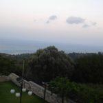 Η θέα από το Λαογραφικό Μουσείο της Κύμης!