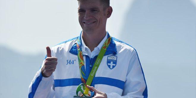 Ασημένιο μετάλλιο για τον Σπύρο Γιαννιώτη στη Μαραθώνια κολύμβηση