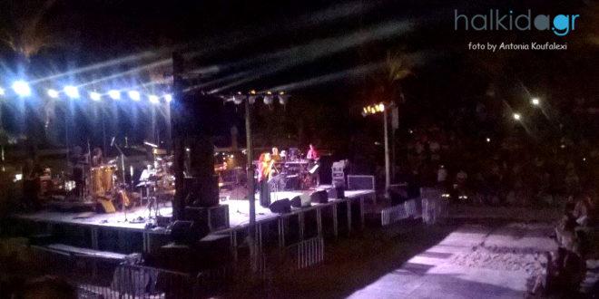 Στιγμιότυπα από τη συναυλία των Βιτάλη-Γλυκερία