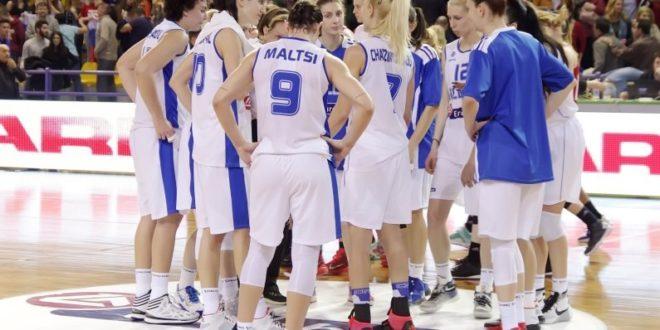 Χαλκίδα: Ο αγώνας Γυναικών Ελλάδας – Βουλγαρίας, για το Eurobasket 2017