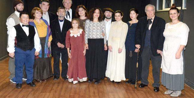 Θεατρική παράσταση «Ο Βυσσινόκηπος» του Αντον Τσέχωφ