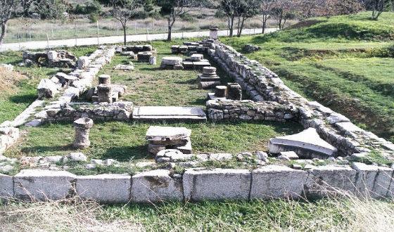 Δημόσια παρουσίαση πρότασης για τον Πολιτιστικό χώρο Αυλιδείας Αρτέμιδος