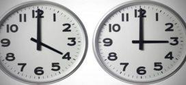 Θερινή αλλαγή ώρας – Κυριακή στις 26 Μαρτίου 2017