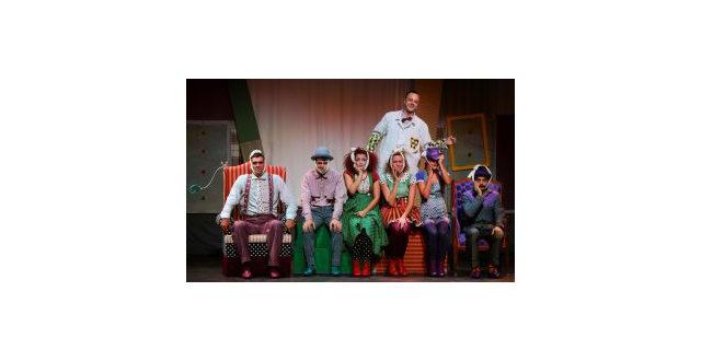 Παιδική Θεατρική παράσταση «Σέρλοκ Χόλμς- Ένα Μυστήριο με Νόημα»
