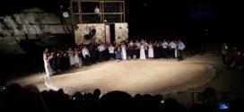 Μια εξαιρετική παρουσίαση παραδοσιακών χορών από το Σύλλογο τ'Αλωνάκι με «Πατήματα στο Χρόνο»