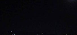 Πανσέληνος και μερική έκλειψη σελήνης στη Χαλκίδα