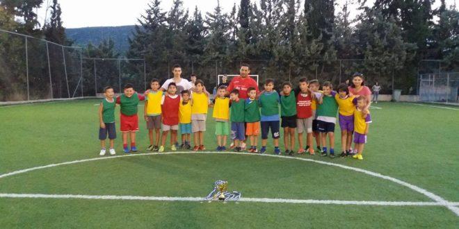 «Ολύμπια 2017» Ο Ποδοσφαιρικός αγώνας παιδιών