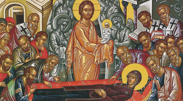 Ιερά Αγρυπνία ενόψει της επικείμενης Θεομητορικής Εορτής της Κοιμήσεως της Θεοτόκου