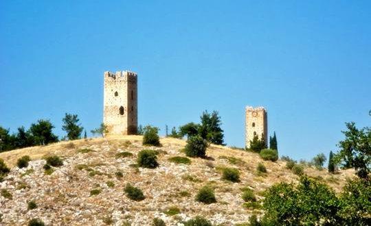 'Η ζωή του ιππότη Λικάριου» στο λόφο των Δύο Πύργων Μύτικα