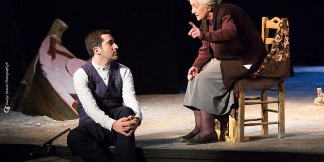 Η παράσταση «Φιλιώ Χαϊδεμένου» στο Θέατρο Ορέστης Μακρής