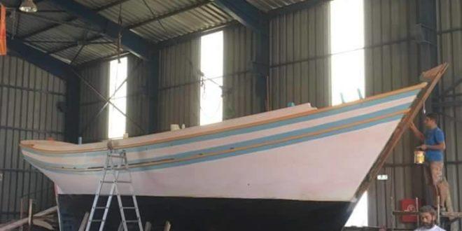 Καθέλκυση ιστορικού αντιγράφου πλοίου από τον Πρωτέα