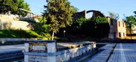 Αλλάζει η εικόνα της πλατείας Αγίων Θεοδώρων στην Κρήνη του Οιδίποδα