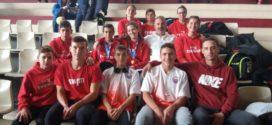 12 μετάλλια και δυνατοί χρόνοι για τον Ευβοϊκό Γ.Α.Σ.