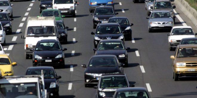 Αλλαγή πορείας οχημάτων στην περιοχή Αλωνάκι
